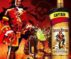 Captain Morgan EK